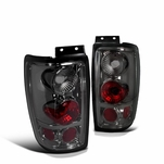 1997-2002 Ford Expedition Euro Style Altezza Tail Lights - Smoked