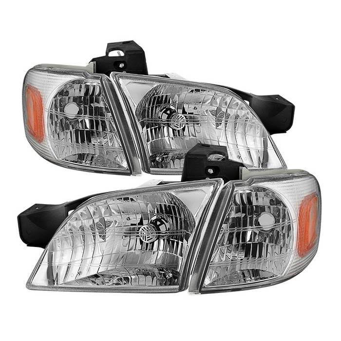 Parking Signal Lamps 1997-2005 Chevy Venture SiLHouette Montana Headlights