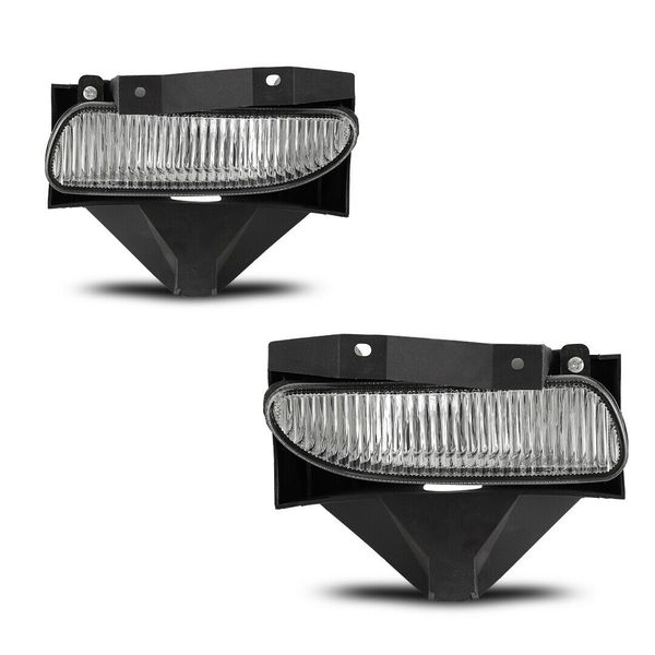 1999-2004 Ford Mustang Clear Lens Replacement Fog Light