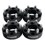 "Supreme Suspensions 1988-2000 GMC C2500 2WD 1.5"" Wheel Spacer set of 4"