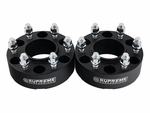 "1999-2016 GMC Sierra 1500 2WD and 4WD (6-Lug Only) Supreme Suspension 2"" PRO Billet Wheel Spacer Set (Set of 4 spacers)"