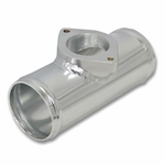 """2.5"""" Turbo Blow Off Valve Flange Adapter Pipe for Type-S RS BOV"""