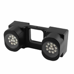 2 Inch Tow Hitch Super White LED Working Lights (Not Fit Tow Hitch over 2_)