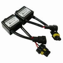 2 Universal HID Xenon Canbus Warning Canceller Error Free Anti Flicker Capacitor