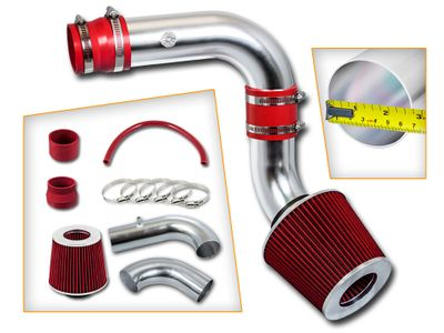 2000-2005 Dodge Neon 2.0L Performance Cold Air Intake - Red