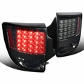 2000-2005 Toyota Celica GT / GTS Euro LED Tail Lights - Smoked