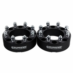 "2000-2006 GMC Sierra 1500HD (8-Lug Only) / 2006-2010 GMC Sierra 2500HD 2WD and 4WD Supreme Suspension 1.5"" PRO Billet Wheel Spacer Set (Set of 2 spacers)"