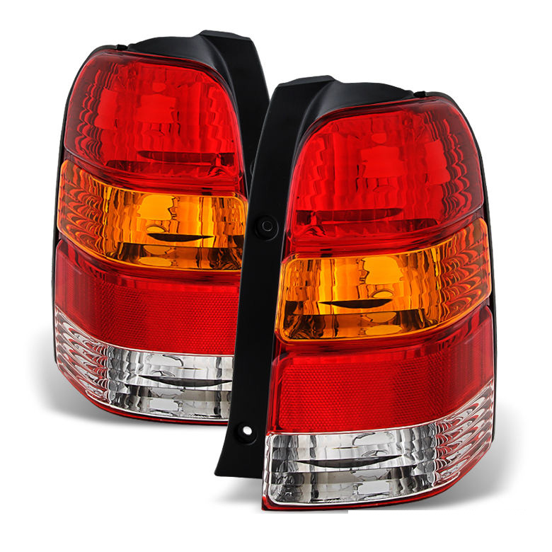 2001 2007 Ford Escape Oem Style Tail Lights Left Right Click To Enlarge