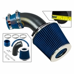 2001-2009 Chrysler PT Cruiser Short Ram Intake Black Pipe With Blue Kit