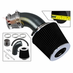 2001-2009 Chrysler PT Cruiser Short Ram Intake Black Pipe With Grey Kit
