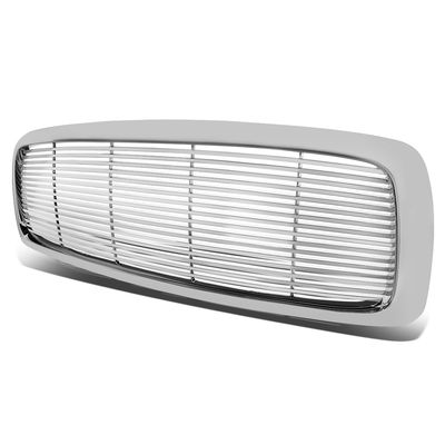 02-05 Dodge RAM 1500 / 03-05 2500 3500 Front Mesh Grille Grill - Chrome