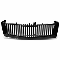 2002-2006 Cadillac Escalade Vertical Style Front Grille Grill - Black