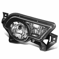2002-2006 Chevy Avalanche [Passenger Side] Clear Lens Front Driving Fog Light (w/Cladding)