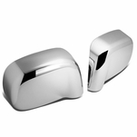 2002-2008 Dodge RAM 1500 2500 3500 Chrome Plated Side Mirror Cover