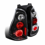 2003-2005 Toyota 4Runner LED Tail Lights - Black