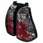 2003-2005 Toyota 4Runner Rear Tail Lights - Smoked