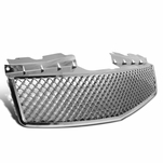 2003-2007 Cadillac CTS / CTS-V Front Hood Mesh-Style Grill - Chrome