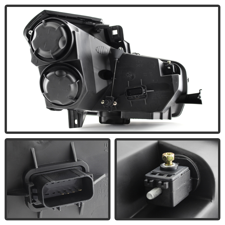2003-2007 Cadillac CTS [Halogen Model Only] Projector