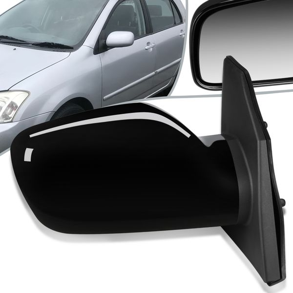 03-08 Toyota Corolla OE Style Power Side View Door Mirror Right/RH TO1321179