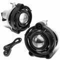 2003-2018 Chevy GMC Buick Saturn Projector Fog Lights - Clear