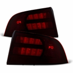 2004-2008 Acura TL [Type-S Style] Tail Lights Assembly Left + Right