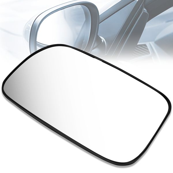 2004-2009 Toyota Prius OE Style Driver Left LH Mirror Glass Lens