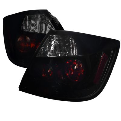 2004-2010 Scion tC JDM Style Altezza Tail Lights - Smoked