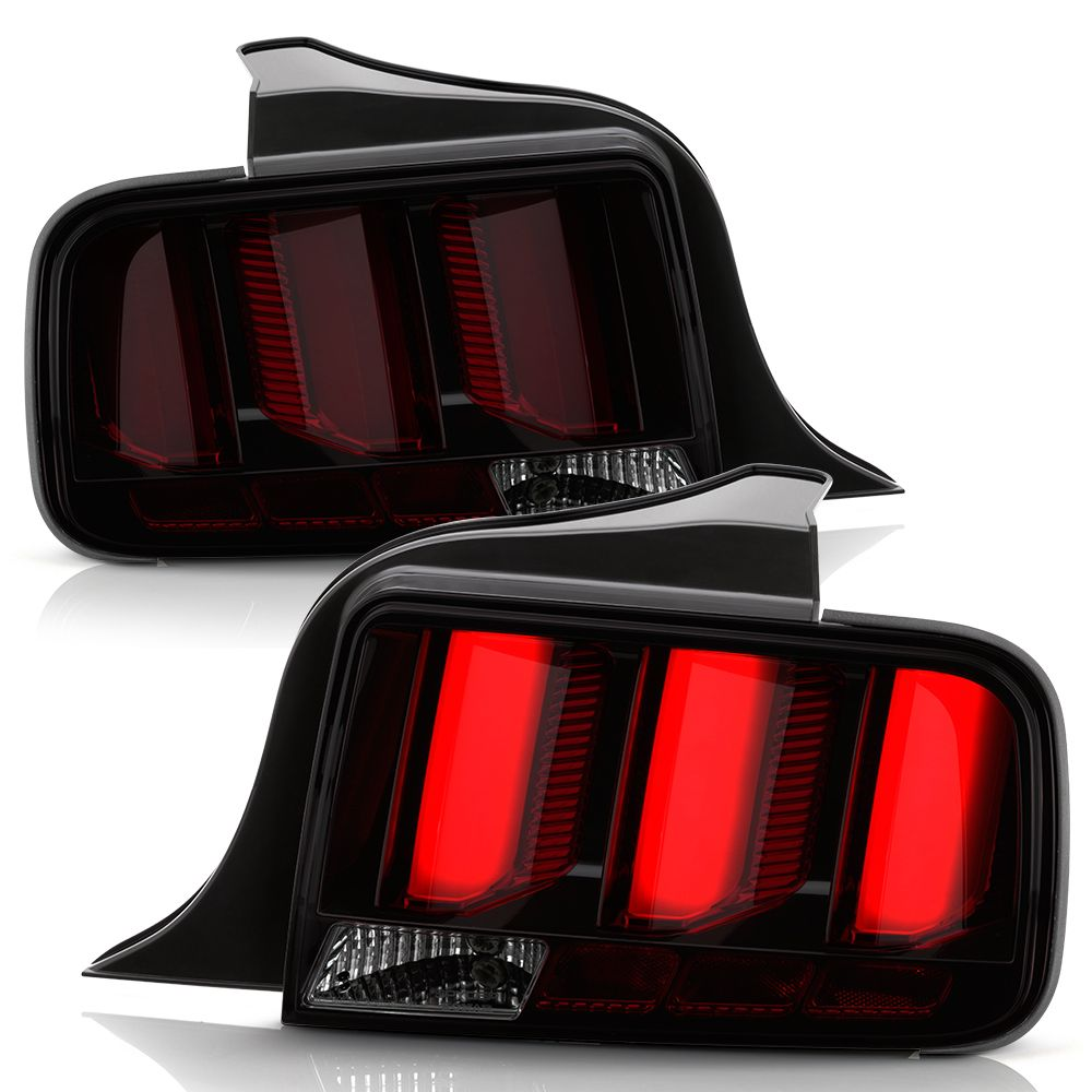 2005 2009 Ford Mustang Led Tube Sequential Signal Tail