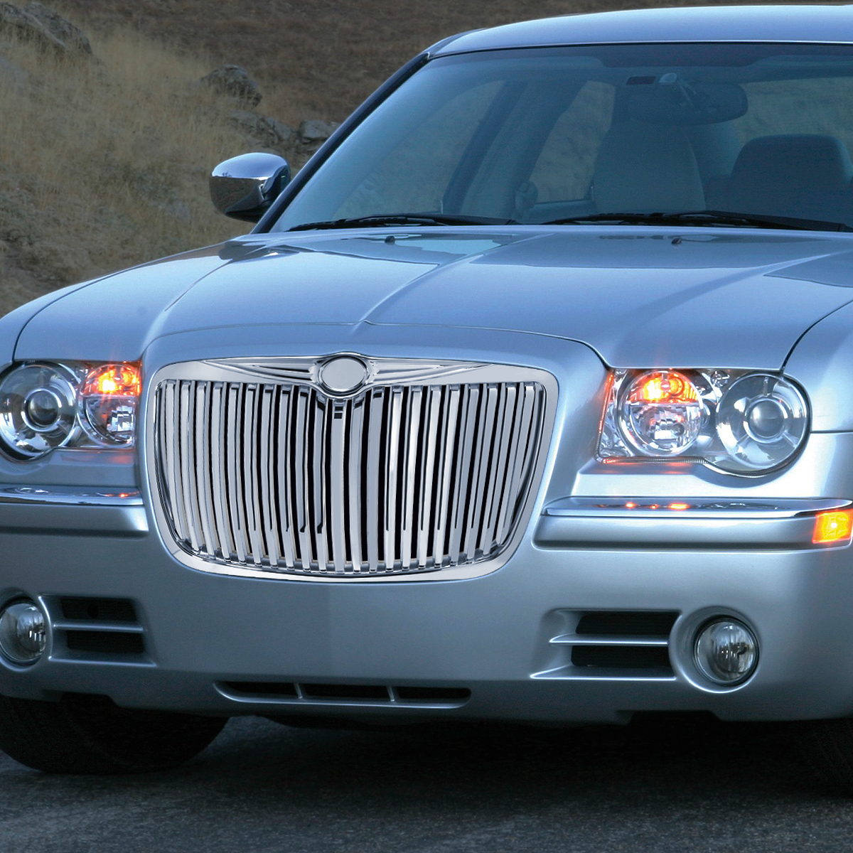 2005-2010 Chrysler 300C / 300 Front Vertical Grille
