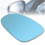 2005-2014 Volkswagen Jetta Passat Golf GTI Left Heat Mirror Glass Blue Lens�