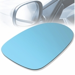 2005-2014 Volkswagen Jetta Passat Golf GTI Right Heat Mirror Glass Blue Lens