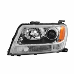 2006-2008 Suzuki Grand Vitara Replacement Headlight Headlamp - Driver Side Only