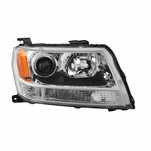 2006-2008 Suzuki Grand Vitara Replacement Headlight Headlamp - Passenger Side Only