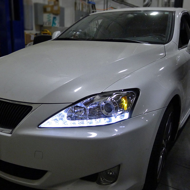 2006 2009 Lexus Is250 Led Drl Turn Signal Strip Or