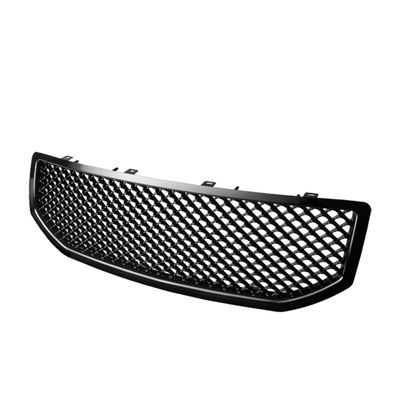 06-10 Dodge Caliber Front Bumper ABS Mesh Grill Grille Guard - Black