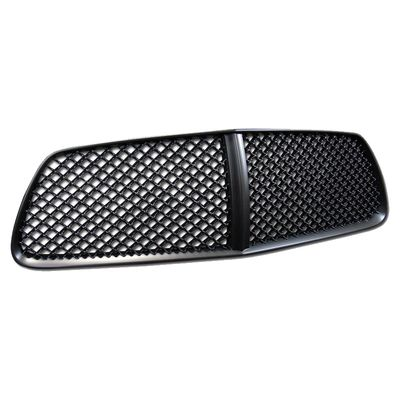 06-10 Dodge Charger Front Bumper ABS Mesh Grill Grille Guard - Black