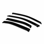 2006-2012 Ford Fusion/Lincoln MKZ Sun Rain Guard Vent Window Visors