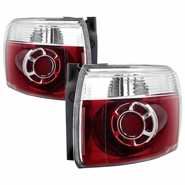 2007-2012 GMC Acadia Tail Lights Outter Pair