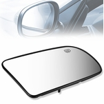 2007-2013 Nissan Altima OE Style Right Heated Mirror Glass Lens