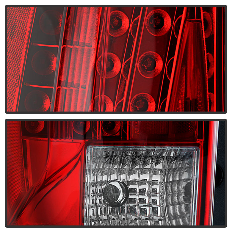 2007-2014 Cadillac Escalade ESV LED Tail Lights [OE