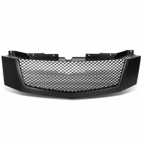 2007-2014 Cadillac Escalade Sport Mesh Front Bumper Grill Grille - Black