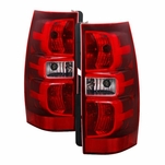 2007-2014 Chevy Suburban Tahoe Tail Lights Brake Lamps Replacement