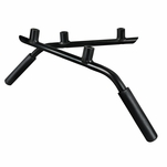 2007-2016 Jeep Wrangler JK 4 Door Black Rear Handle Bars