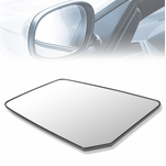 2007-2017 GMC Acadia Traverse Outlook OE Style Left Side Mirror Glass