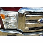 2008-2010 Ford F250 Euro Front Grill Grille Guard