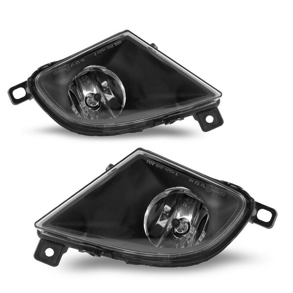 2008-2010 BMW 5 Series E60 Replacement Fog Light - Clear