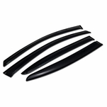 2008-2010 Dodge Avenger Sun Rain Guard Vent Shade Window Visors 4pc