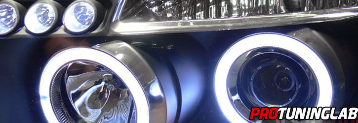 2008 2017 Ford Focus Projector Headlights