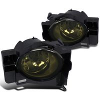 08-12 Nissan Altima 2Dr Coupe Smoked Fog Driving Lights Kit+Switch Left+Right