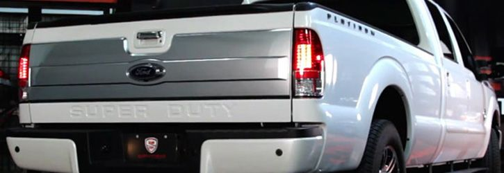 2008 2017 Ford F250 F350 Superduty Pickup Led Tail Lights